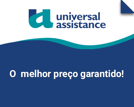 Seguros de viagem Universal Assistance
