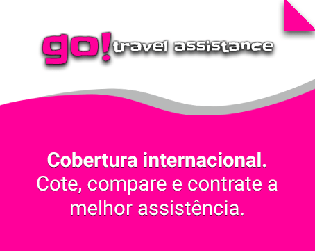 Go Travel Assistance cobertura internacional